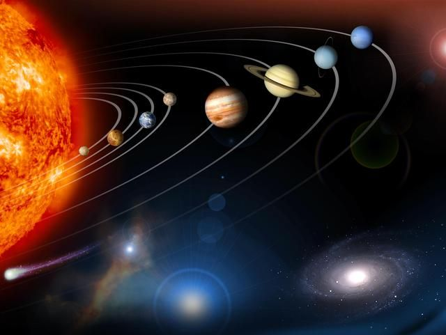 This is What Our Solar System Looks Like